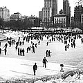 Central Park Winter Carnival by Underwood Archives