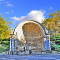 Central Park's Naumburg Bandshell by Randy Aveille