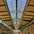 Central Railroad Of New Jersey Crrnj by Susan Candelario