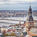 Central Riga by Sophie McAulay