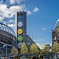 Century Link Field by Mike Penney