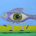 Ceo Fish by R Neville Johnston