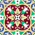 Ceramic Tile Closeup by Dutourdumonde Photography