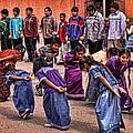 Ceremonial Dance by Chuck Seller