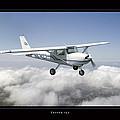 Cessna 152 by Larry McManus