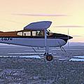 Cessna 185f   by Walter Colvin