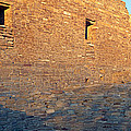 Chaco Canyon Indian Ruins, Sunset, New by Panoramic Images