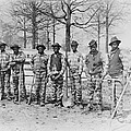 Chain Gang C. 1885 by Daniel Hagerman