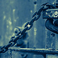 Chained And Moody by Toni Hopper
