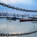 Chains Over The Water by Paula Apro
