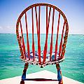 Chair by Ferry Zievinger