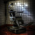 Chair Of Horror by Nathan Wright