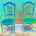 Chairs by Robin Stout