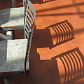 Chairs With Shadow by Alfred Ng