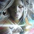 Chakra by Christian Chapman Art