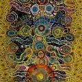 Chakra Shield by Bruce Riley