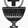 Chalice And Cross by Granger