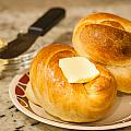 Challah Rolls 2 by Andy Crawford