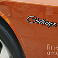 Challenger Emblem by Thomas Woolworth