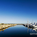 Challenger Harbour Of Fremantle by Yew Kwang