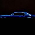 Challenger Silhouette by Paul Kuras