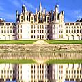 Chambord Castle by Jeelan Clark