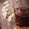 Chamomile Tea Retro by Jane Rix