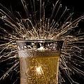 Champagne Celebration by Janna Scott