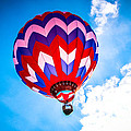 Champion Hot Air Balloon by Grace Grogan