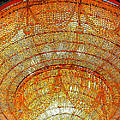Chandelier 1 by Sally Simon
