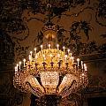 Chandelier Palacio Real by Michael Kirk