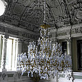 Chandelier - Yusupov Palace - Russia by Madeline Ellis