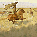 Change Of Ownership by Frederic Remington