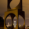 Changing Form Of Seattle by Charlie Duncan