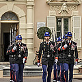Changing Of The Guard by Maria Coulson