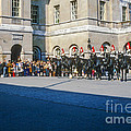 Changing Of The Horse Guard  by Bob Phillips