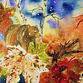 Changing Of The Seasons by Ellen Levinson