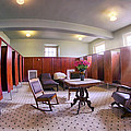 Changing Room At The Fordyce Bathhouse - Hot Springs - Arkansas by Jason Politte