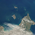Channel Islands by Nasa