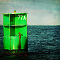 Channel Marker 77a by Rebecca Sherman