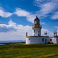 Chanonry Point Lighthouse by Hakon Soreide