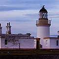Chanonry Point Lighthouse by Roger Wedegis