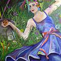 Chanterella by Donna Laplaca