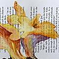 Chanterelles by Beverley Harper Tinsley