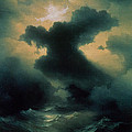 Chaos The Creation by Ivan Konstantinovich Aivazovsky