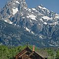 1m9335-chapel And Grand Teton by Ed  Cooper Photography