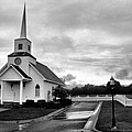Chapel At Four Winds In Conway Arkansas by Jason Politte