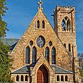 Chapel At Uva by Melinda Fawver