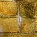 Chapel Floor In Mont-st-michel by Gene Norris