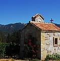 Chapel In The Vineyard by Mel Steinhauer